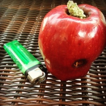lighter-and-apple